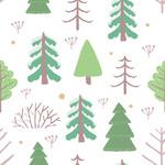 29489: Baumpracht Im Winter