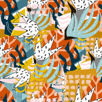 Patterndesigns.com textile design thumbnail.