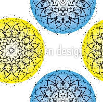 Atom Illusion Designmuster