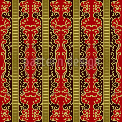 Between Pillars Repeat Pattern