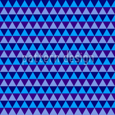 Hipster Triangle Seamless Vector Pattern Design