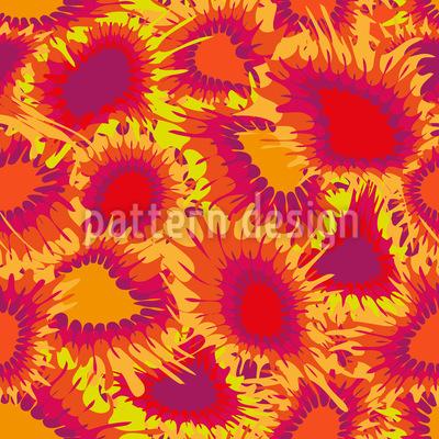Floral Supernovas Design Pattern