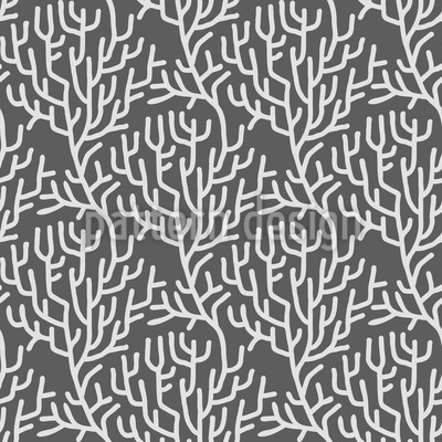 Im Geäst Muster Design