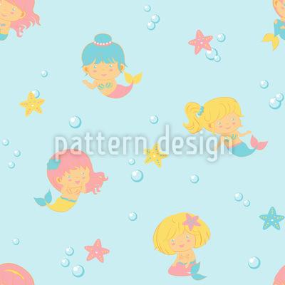 Playful Mermaids Repeat