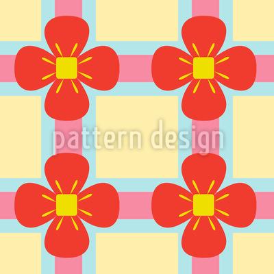 Ich Schenke Dir Blumen Vektor Design