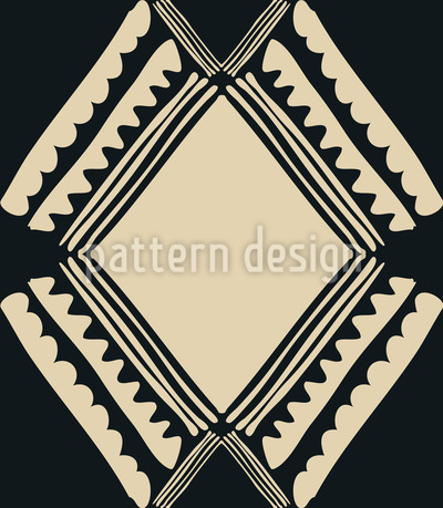 Cleopatras Wings Vector Pattern