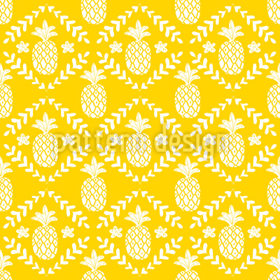 Summer Afternoon Pattern Design