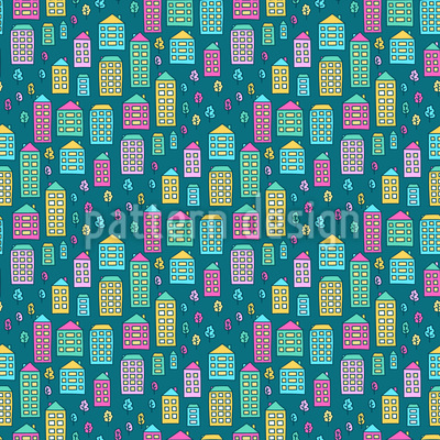 Doodle City Design Pattern