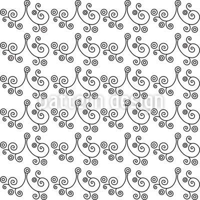 Early Curly Repeat Pattern