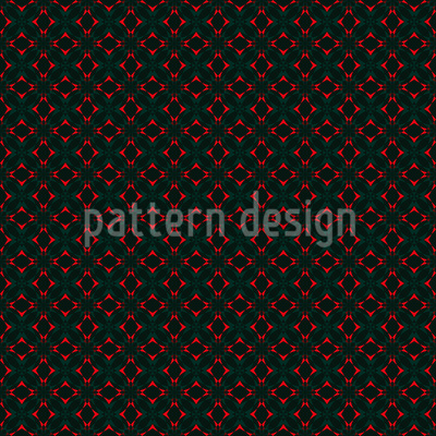 Another Star Seamless Vector Pattern Design