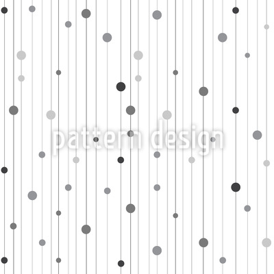 Stripes And Dots Pattern Design