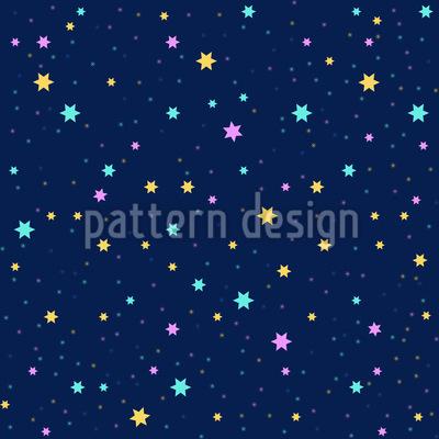 Mein Stern Rapportiertes Design
