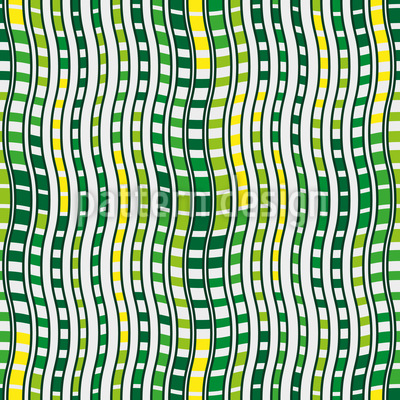 Waves In Harmony Pattern Design
