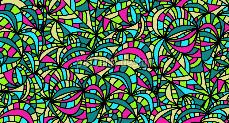 Sea Party Pattern Design