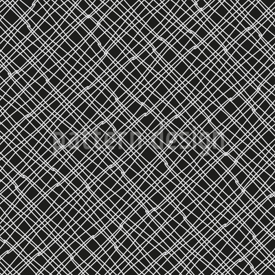 Woven Net Vector Pattern