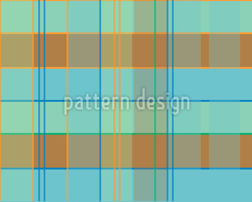 Subtle Checks Seamless Vector Pattern Design