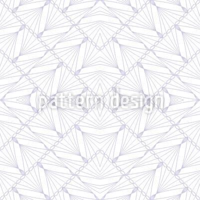 Para fios finos Design de padrão vetorial sem costura