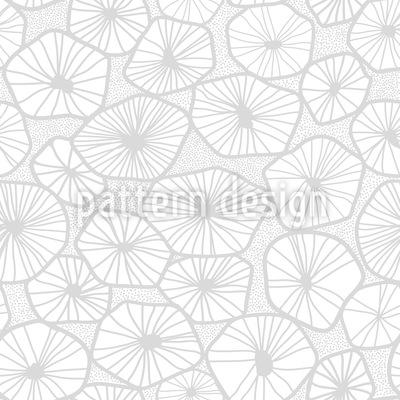 Sternförmige Scheiben Rapportiertes Design
