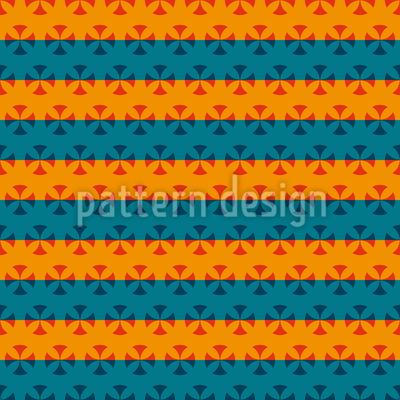 Streifen Kontrast Musterdesign