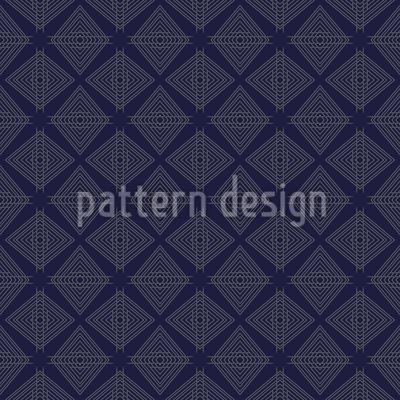 Kleine Rauten Muster Design