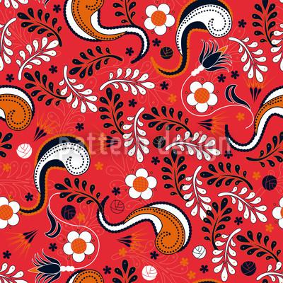Flower Magic Design Pattern