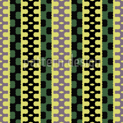 Not Just Stripes Seamless Vector Pattern