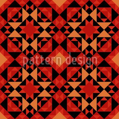 Kelim Kacheln Vektor Design