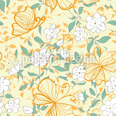 Garden Splendor Pattern Design