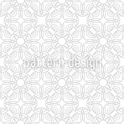 Graphical Embellishment Seamless Vector Pattern Design