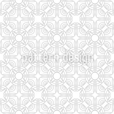 Графическое украшение Бесшовный дизайн векторных узоров