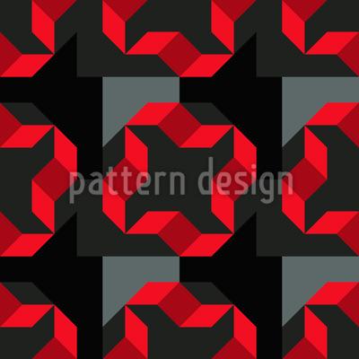 Geometric Rotation Pattern Design