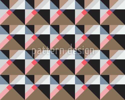 Square To Square Seamless Pattern