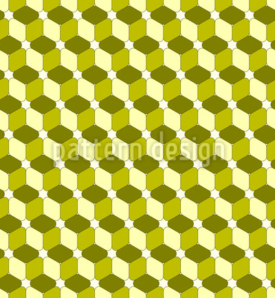 Squeezed Rhomb Seamless Pattern