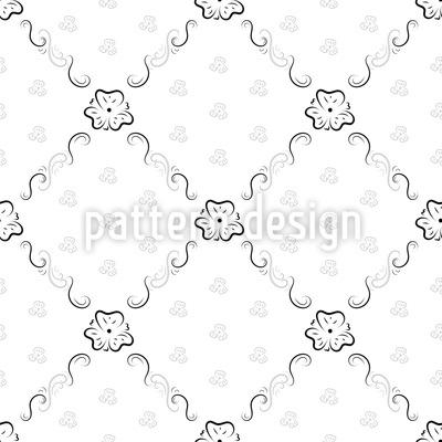 Sweet Elegance Seamless Vector Pattern
