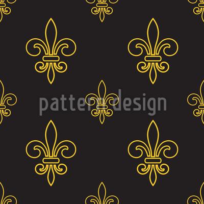 Goldene Zeiten Vektor Muster
