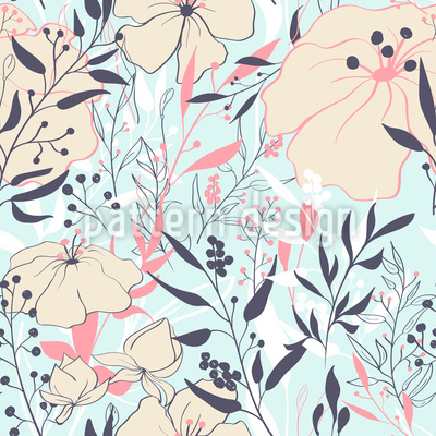 Beauty Of Nature Design Pattern