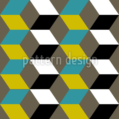 Outside of the box Seamless Pattern