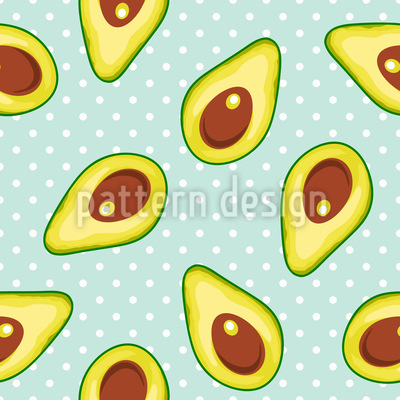 Fresh And Delicious Repeat Pattern