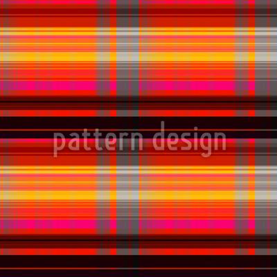 Glühende Streifen Vektor Muster