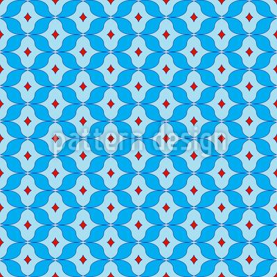 Wellen Funkeln Nahtloses Muster