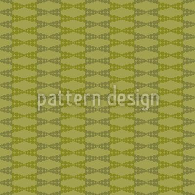 Gepunktete Streifen Nahtloses Vektor Muster