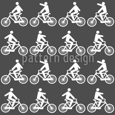 Fahrradfahren Vektor Design