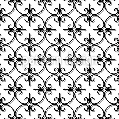 Forged Art Pattern Design