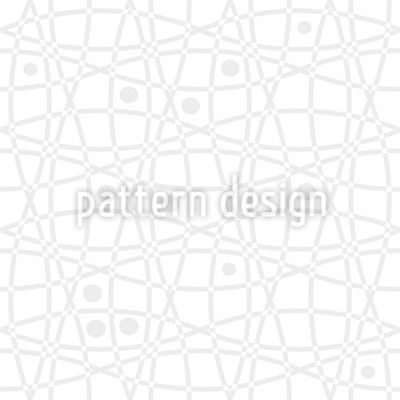 Here And There With Dot Seamless Vector Pattern Design