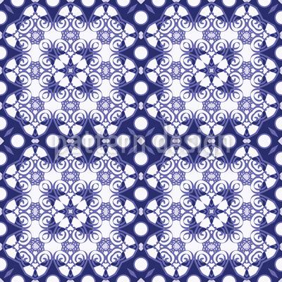 Schöne Fliese Muster Design