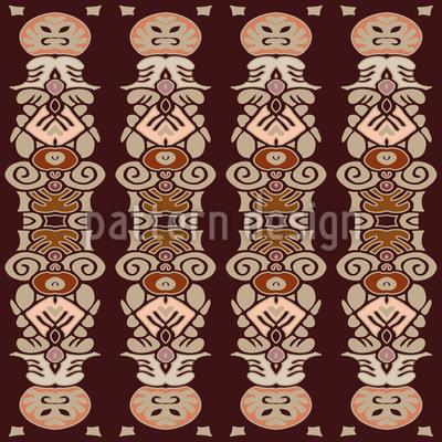Stake Pillars Pattern Design