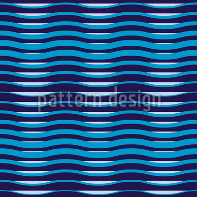 Undulation Seamless Pattern