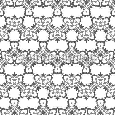 ZigZag Waves Pattern Design