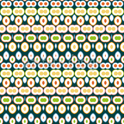 Spotted Is Always Good Seamless Vector Pattern