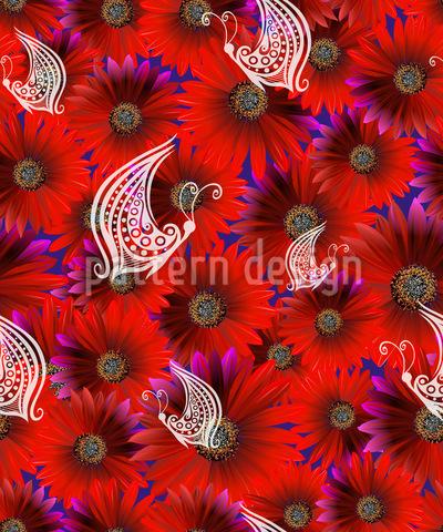 Flowerbed Pattern Design